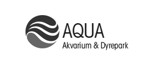 AQUA logo Vild Med Vilje