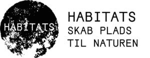 Habitats logo slogan_sort_hvid baggrund_NYT_okt 2020