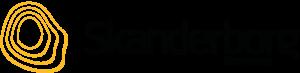 Skanderborg_Kommunes_logo_sort_m-gul