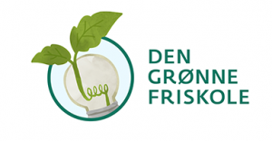 Den Grønne friskole logo -Vild Med Vilje
